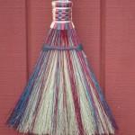 Colorful Hearth Broom